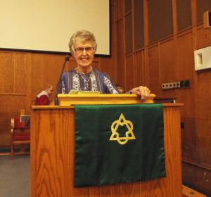 Phyllis Baisch - Speaker