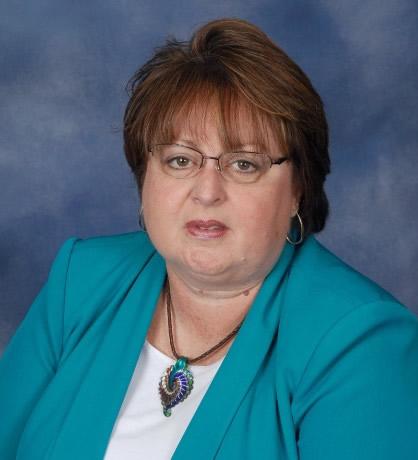 Rev Suzanne Goodwin
