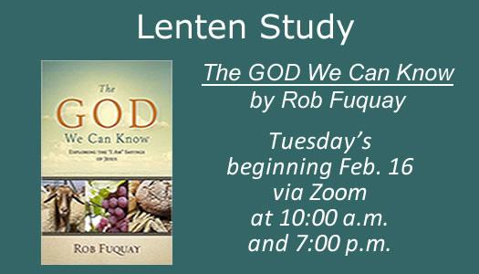Lenten Study